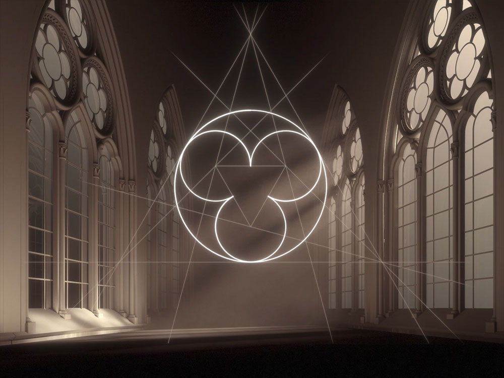 Gotik 3D Animation