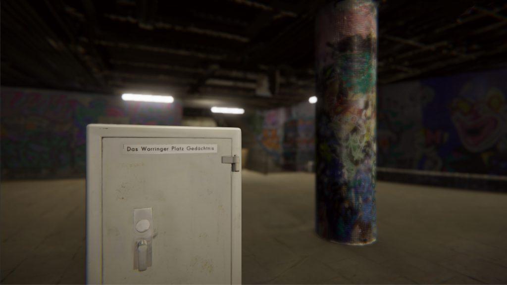 Worringer Platz Underground VR