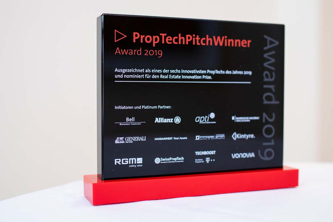 proptechpitch award winner 2019 pointreef Tatiana Kurda