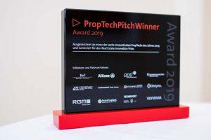 proptechpitch award winner 2019 pointreef Tatiana Kurda