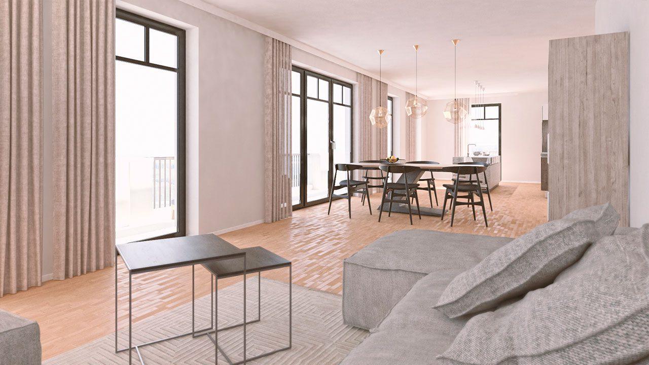3D-Architektur Visualisierung Hamburg Wedel