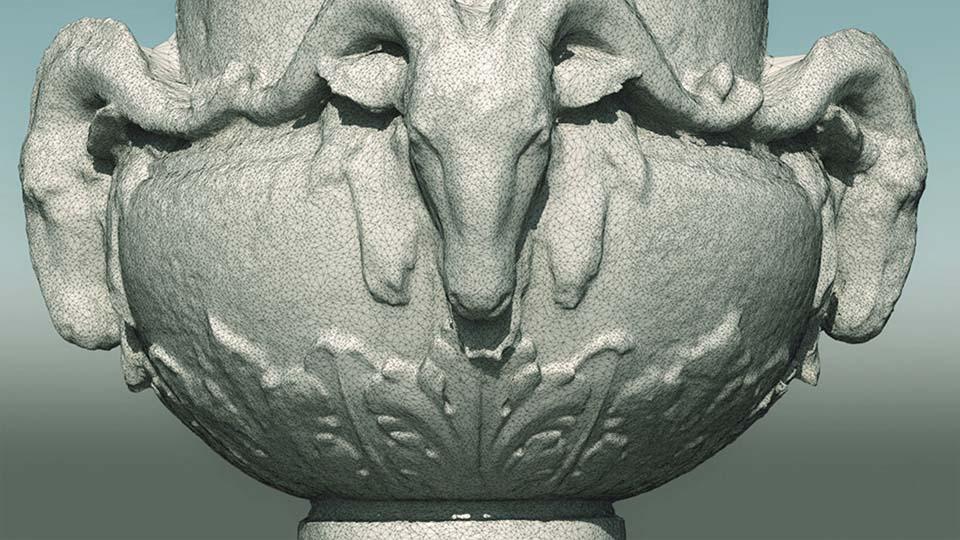 Digitalisierung Kulturgut Reliquien