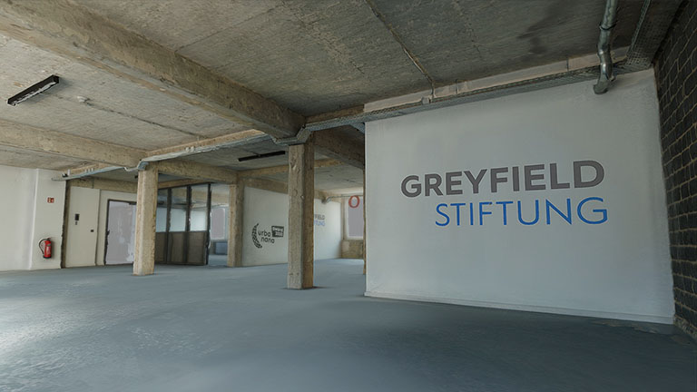 3D Scan Showroom VR Tourismus NRW Greyfield Group Urbanana