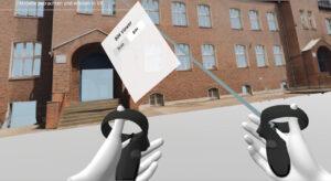 Gesamtschule Emschertal BIM VR App