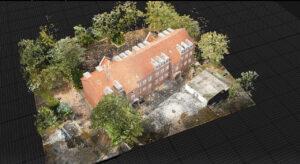 Gesamtschule Emschertal 3D Scan